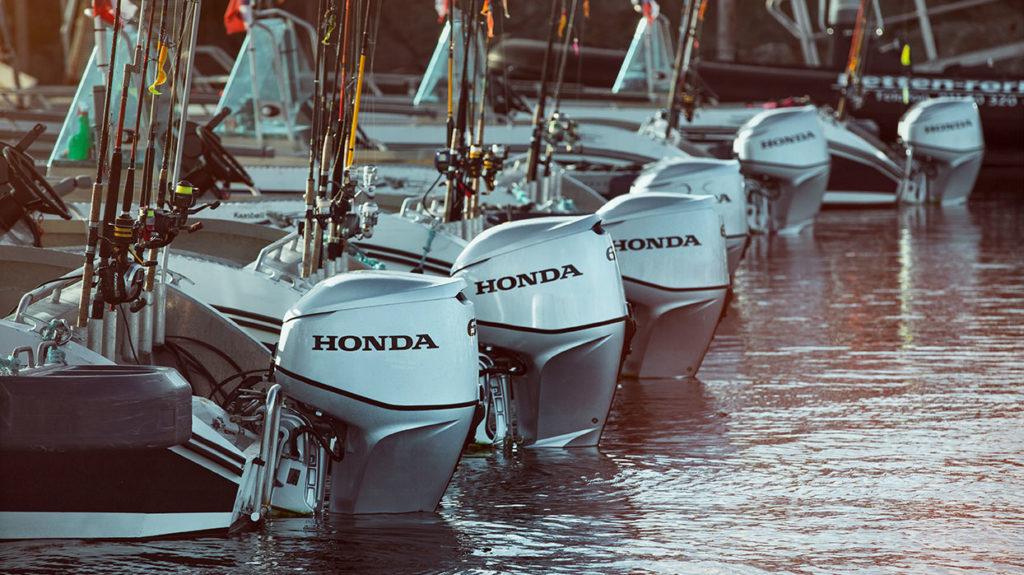 Honda påhengsmotor